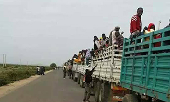 The number of Internally Displaced Oromos needing assistance reached 1 million